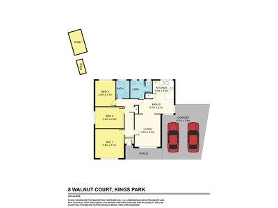 8 Walnut Court, Kings Park
