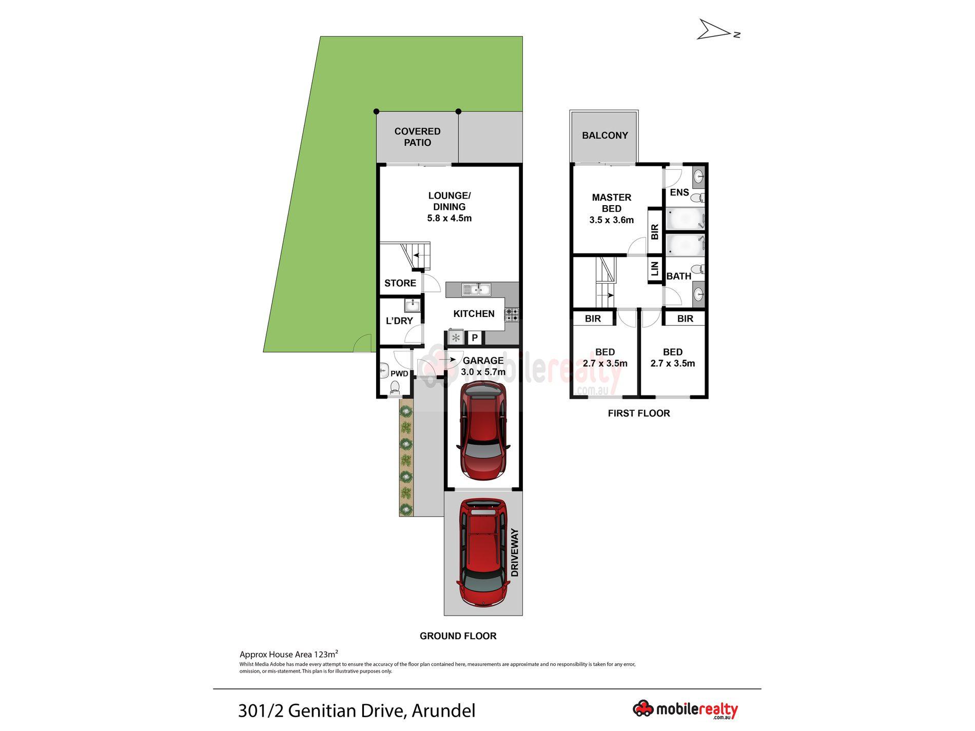 301 / 2 Gentian Drive, Arundel