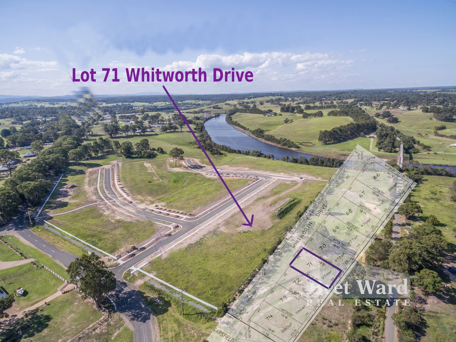 Lot 71 Whitworth Drive, Nicholson