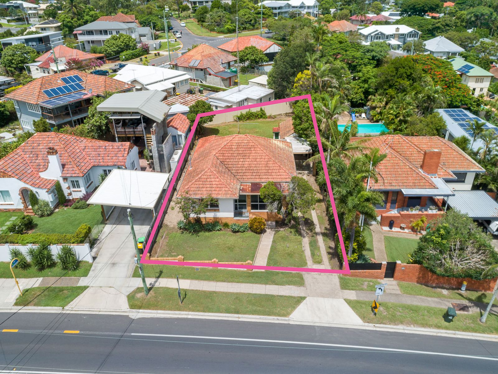 309 CHATSWORTH ROAD, Coorparoo