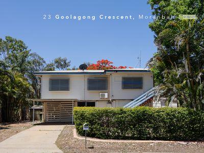 23 Goolagong Crescent, Moranbah