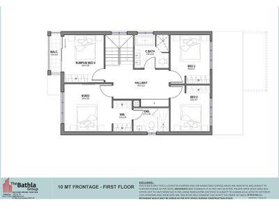 Lot 122 Kewney Street ( Proposed Address), Box Hill