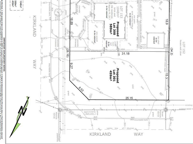 Lot 2, 1 Kirkland Way, Parmelia