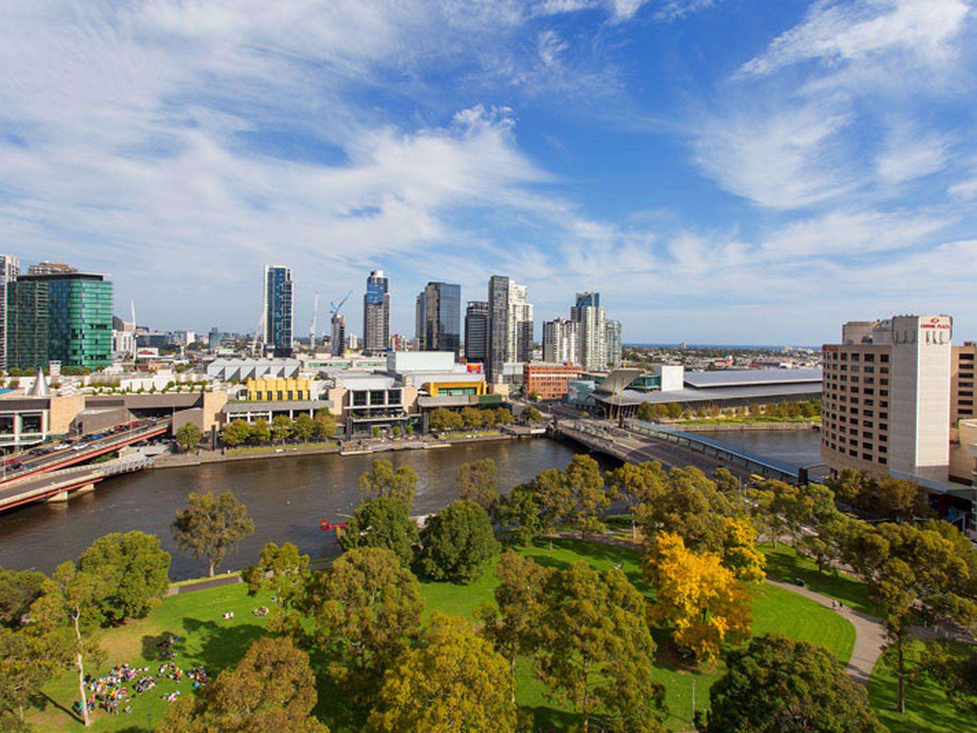 1404 / 555 Flinders Street, Melbourne