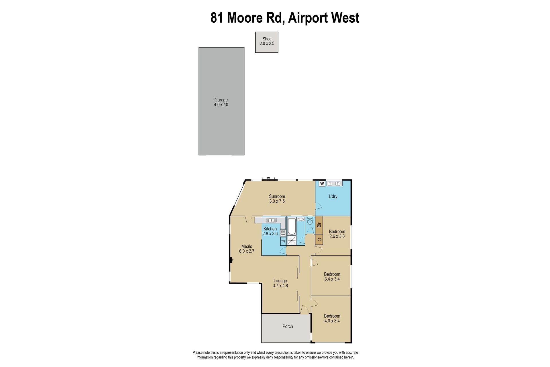 81 Moore Road, Airport West