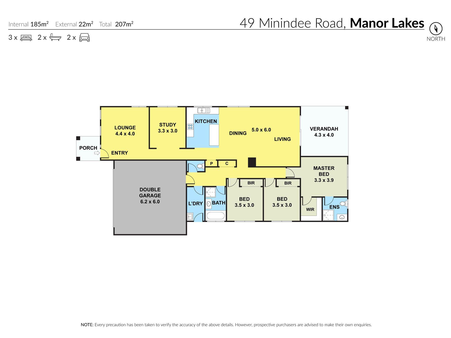 49 Minindee Road, Manor Lakes