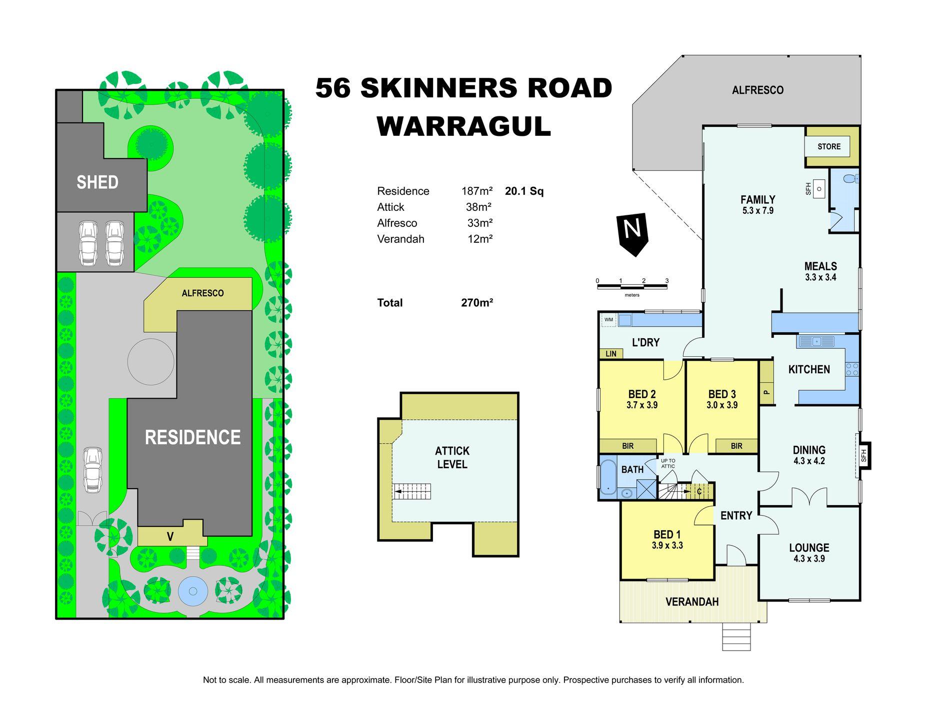 56 Skinners Road, Warragul