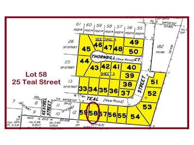 Lot 58, 25 Teal Street, Longreach