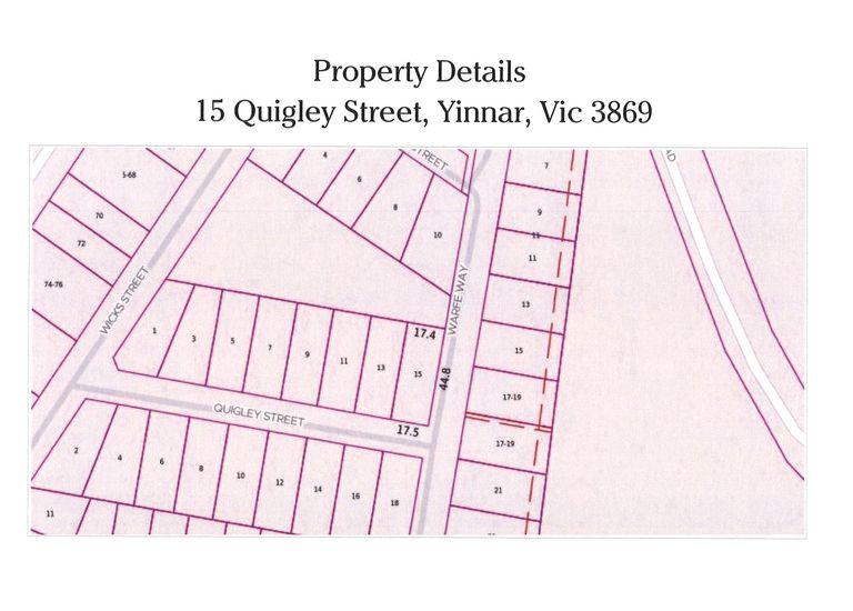 15 Quigley Street, Yinnar