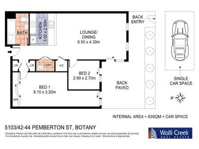 5103 / 42-44 Pemberton Street, Botany