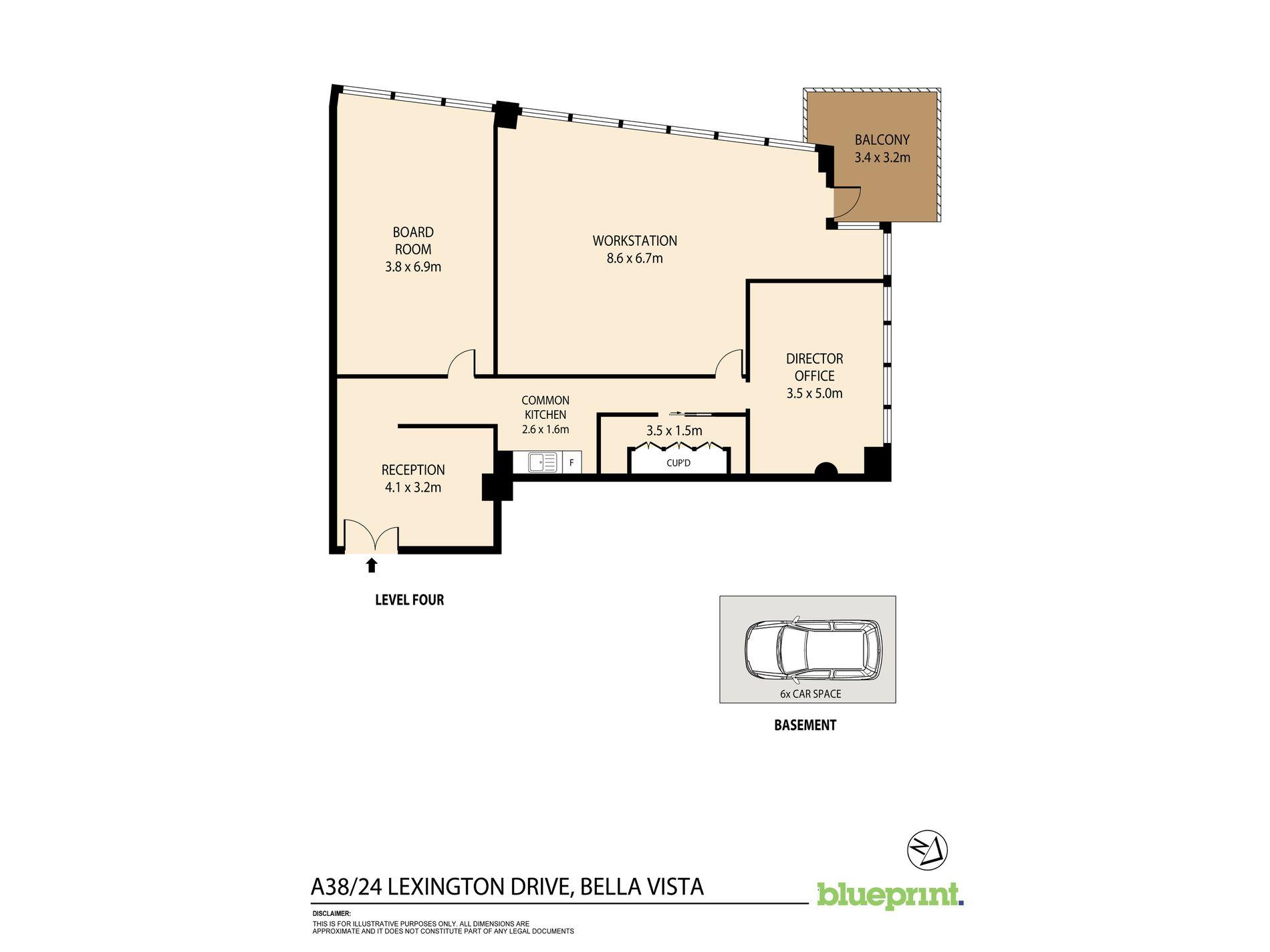A38 / 24 Lexington Drive, Bella Vista