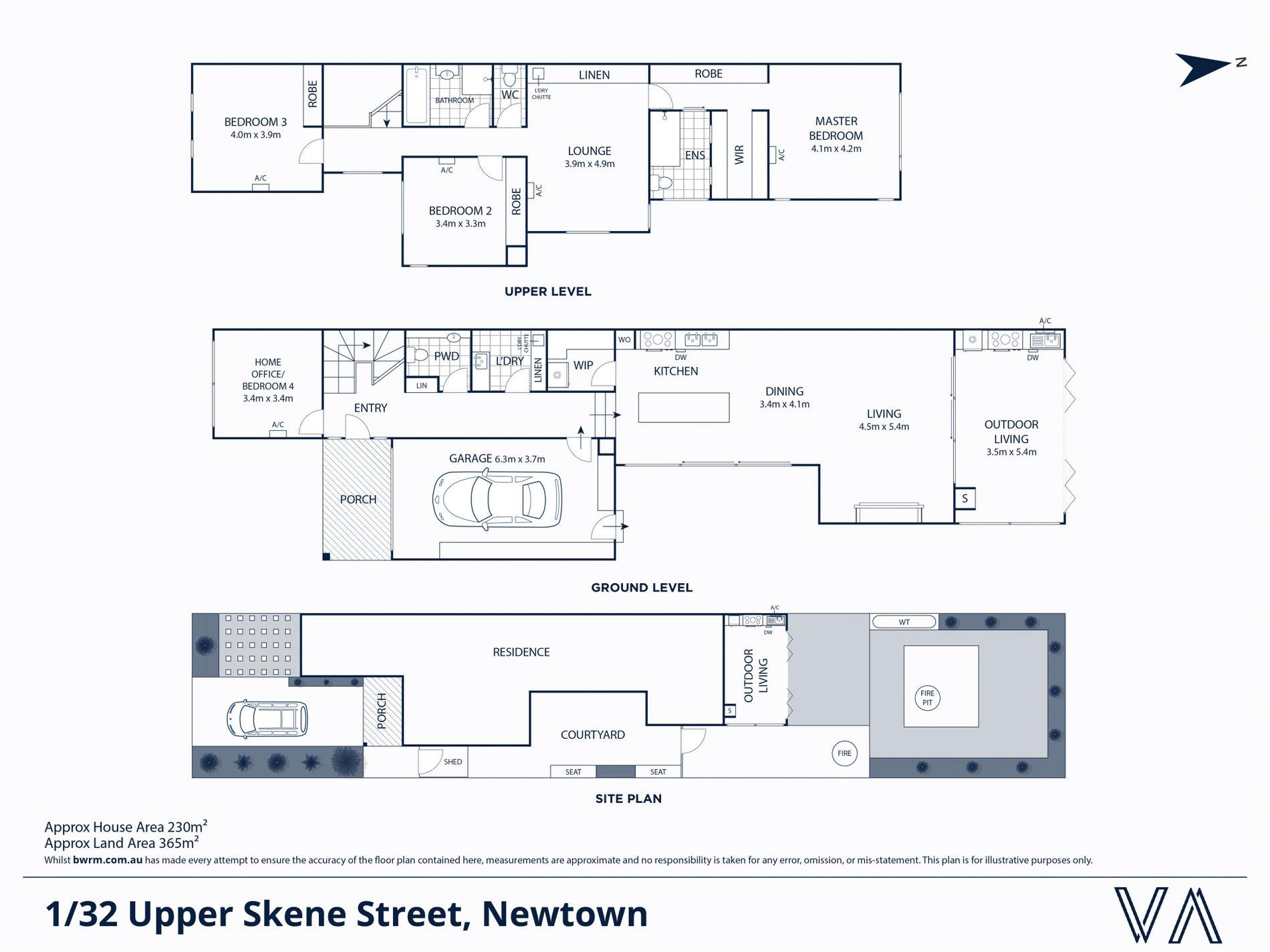 1 / 32 Upper Skene Street, Newtown
