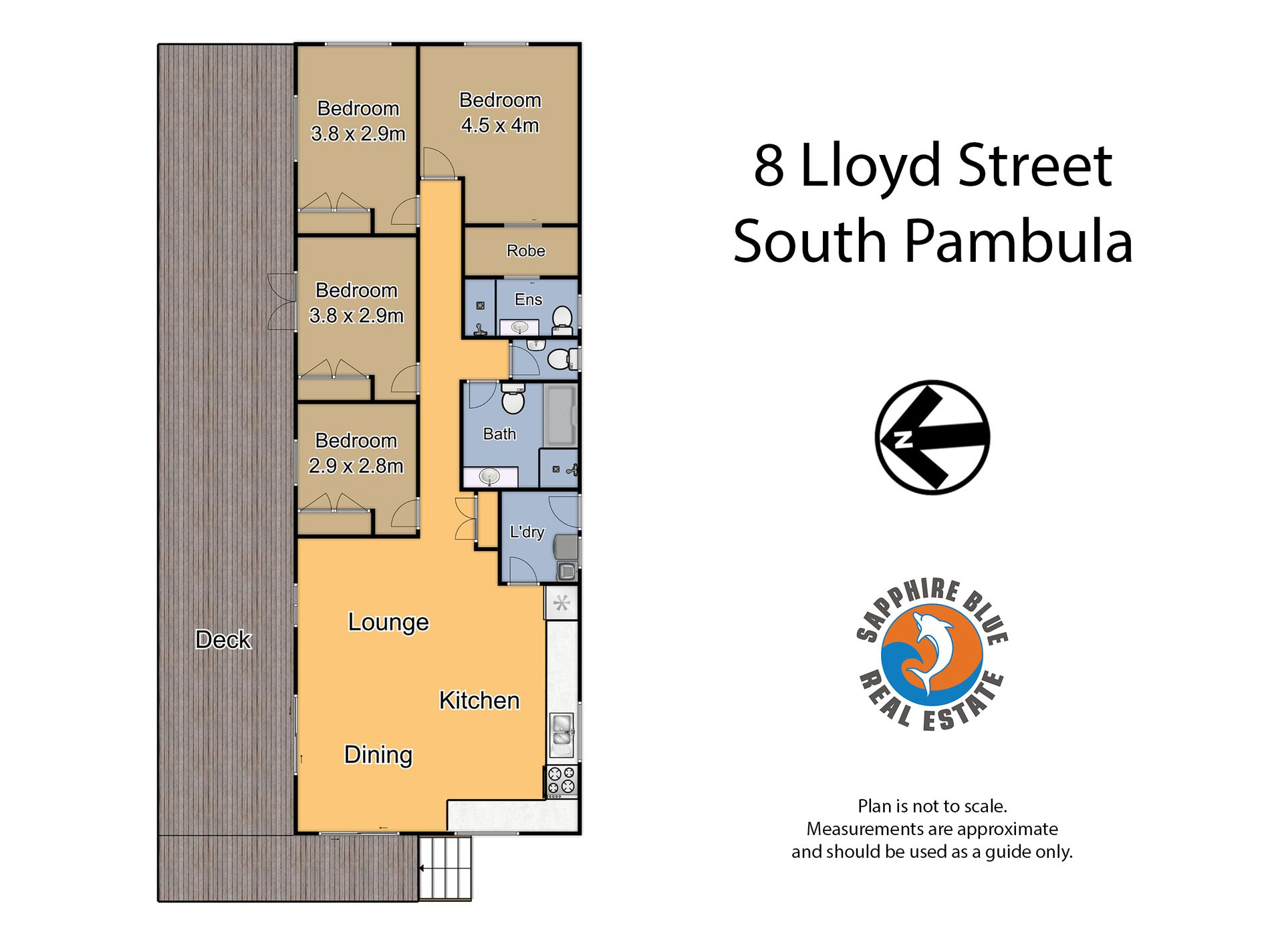 8 Lloyd Street, South Pambula