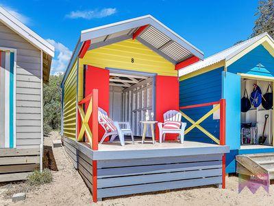 Beach Box 8 Mills Beach, Mornington