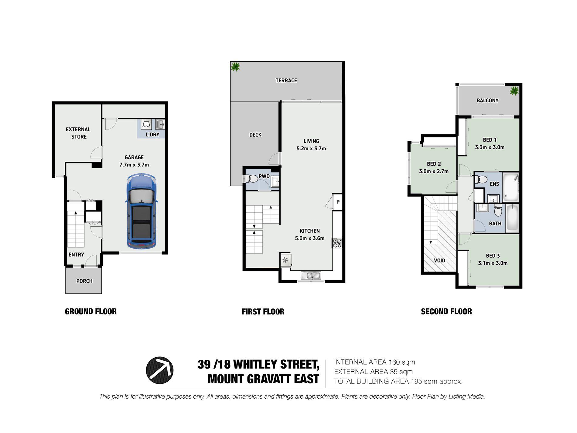 39 / 18 Whitley Street, Mount Gravatt East