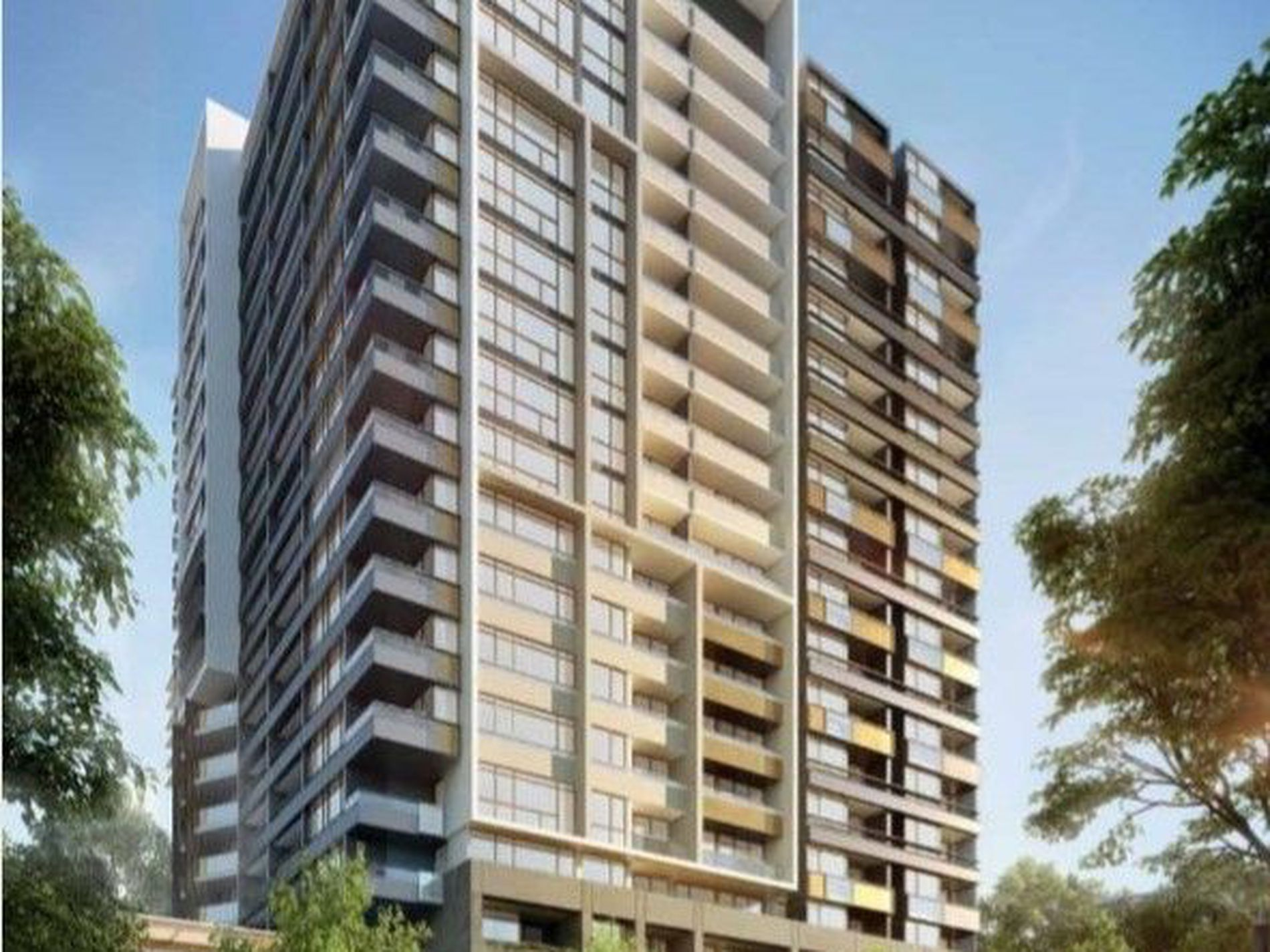 916 / 25 Coventry Street, Southbank