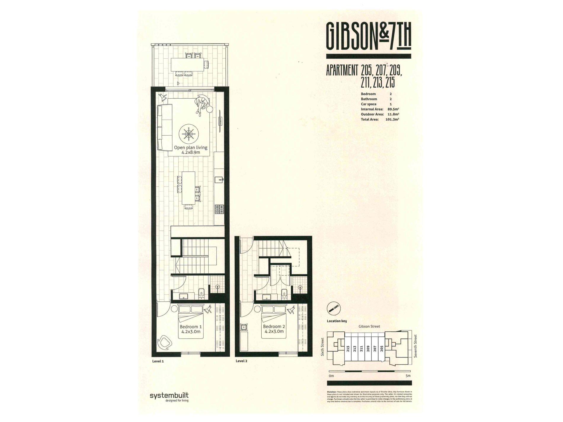 205 / 59 Gibson Street, Bowden