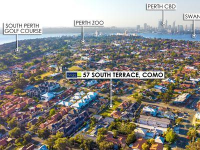 57 South Terrace, Como
