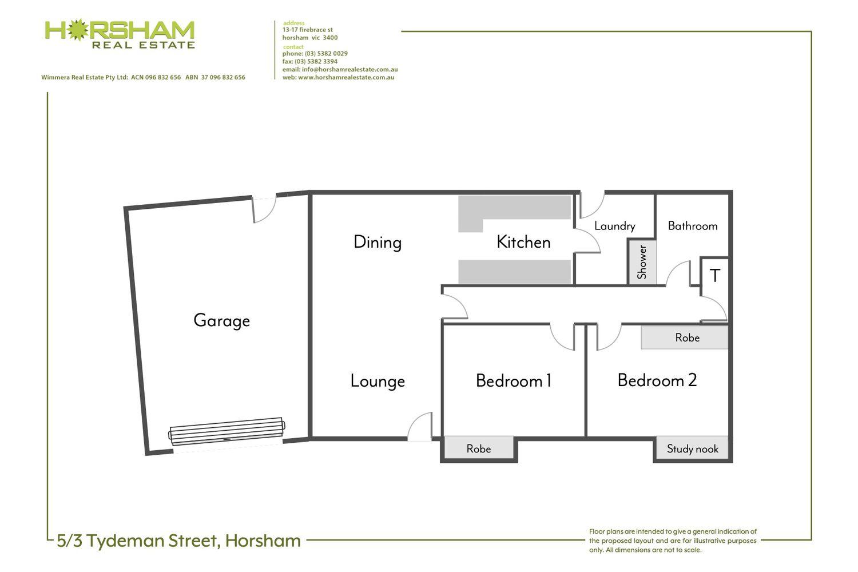 5 / 3 Tydeman Street, Horsham