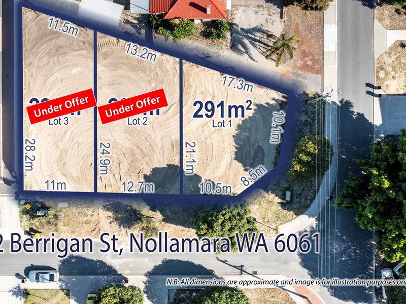 2 (Lot 1) Berrigan Street, Nollamara