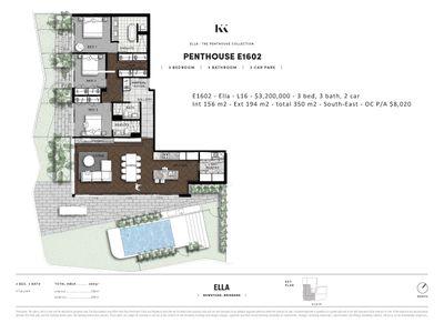 E Penthouse / 7 Chester Street, Newstead