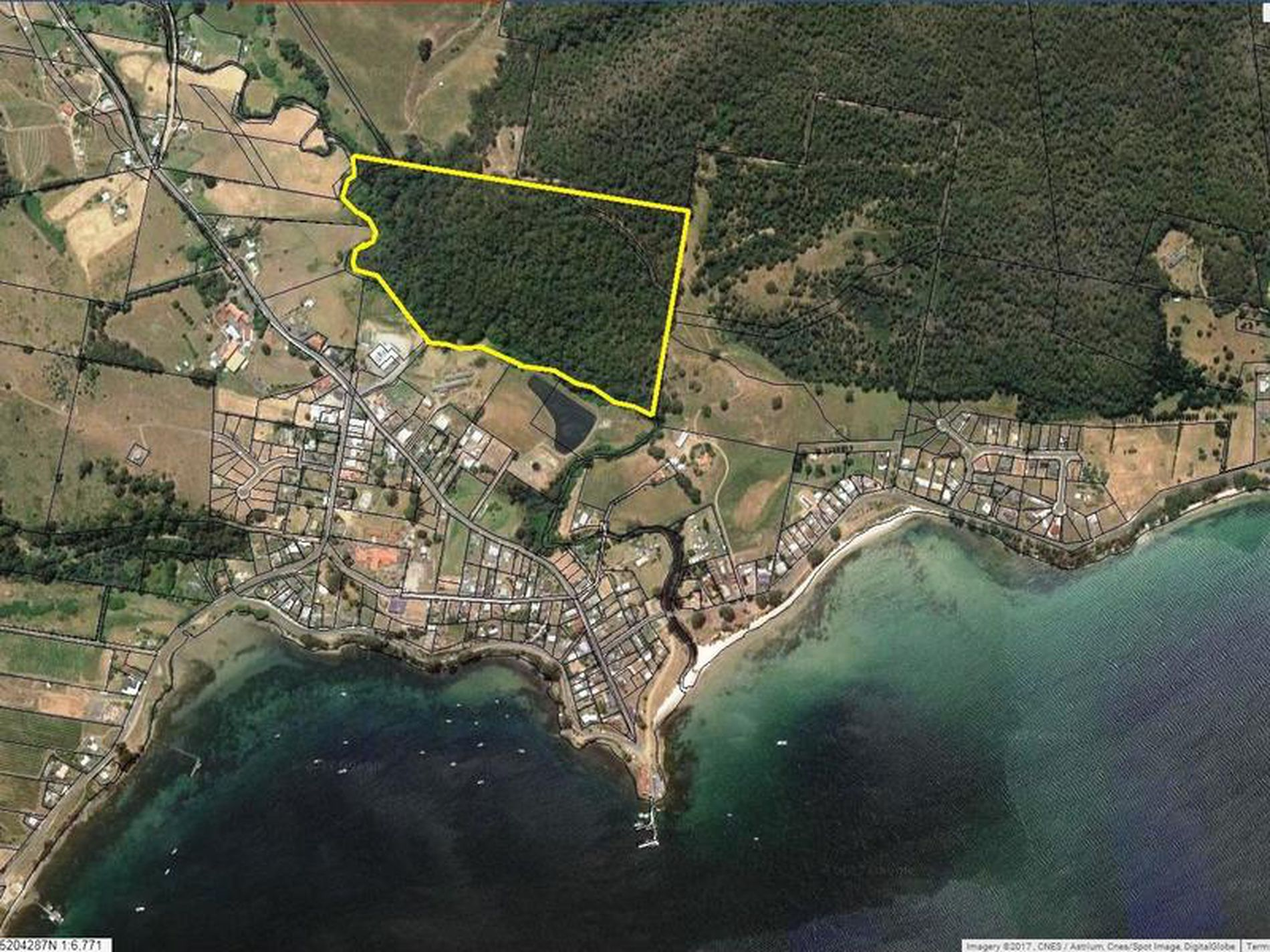 Lot 1, Huon Highway, Dover