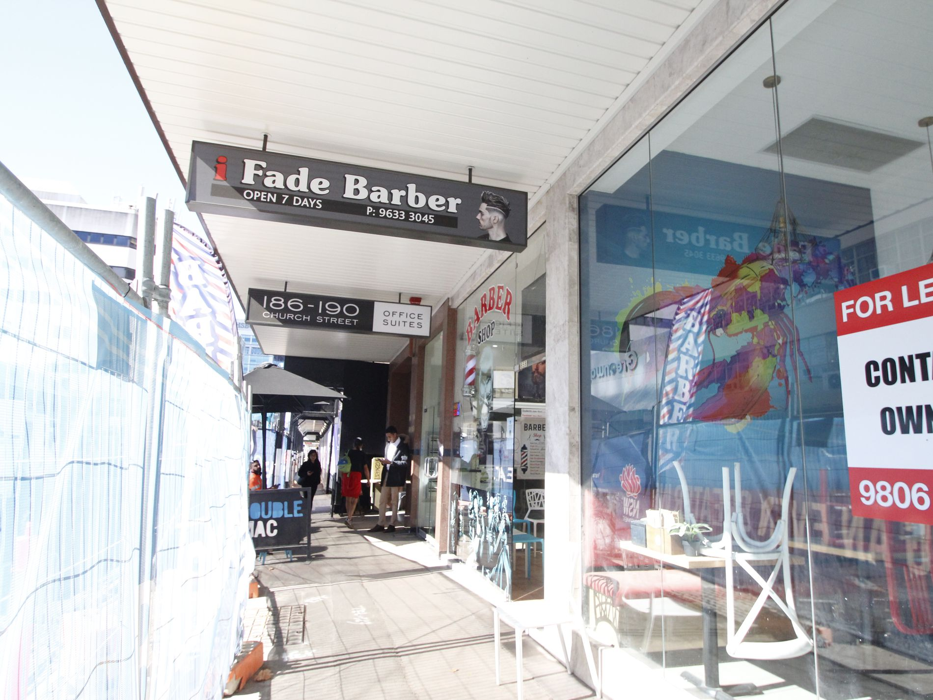 Shop 6 / 186 Church St, Parramatta