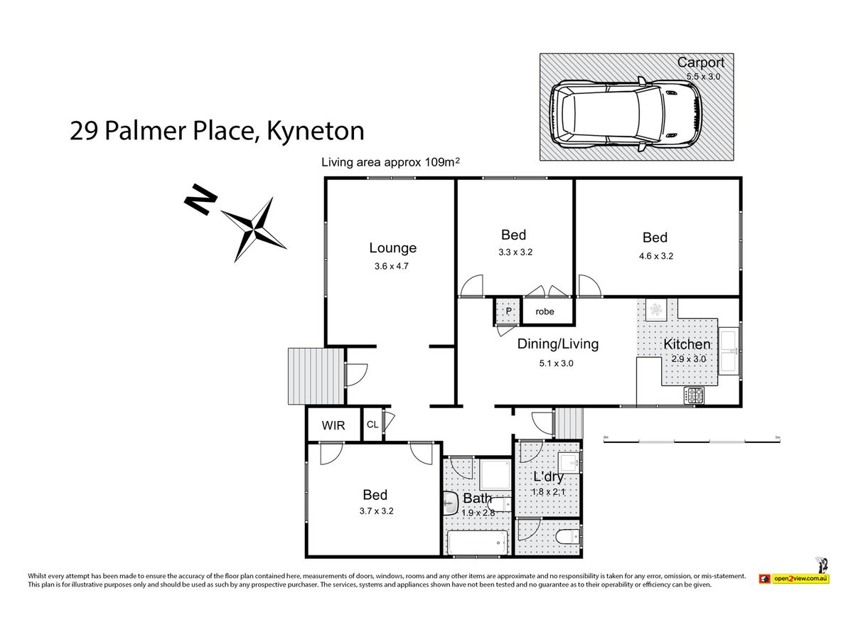 29 Palmer Place, Kyneton