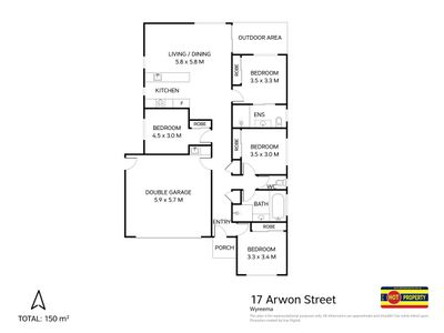 17 Arwon Street, Wyreema