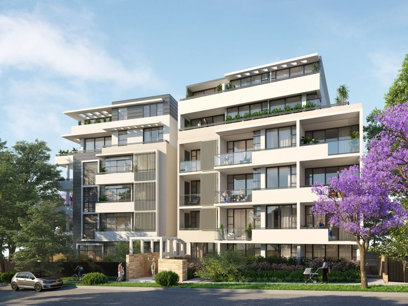 Refined Lindfield
