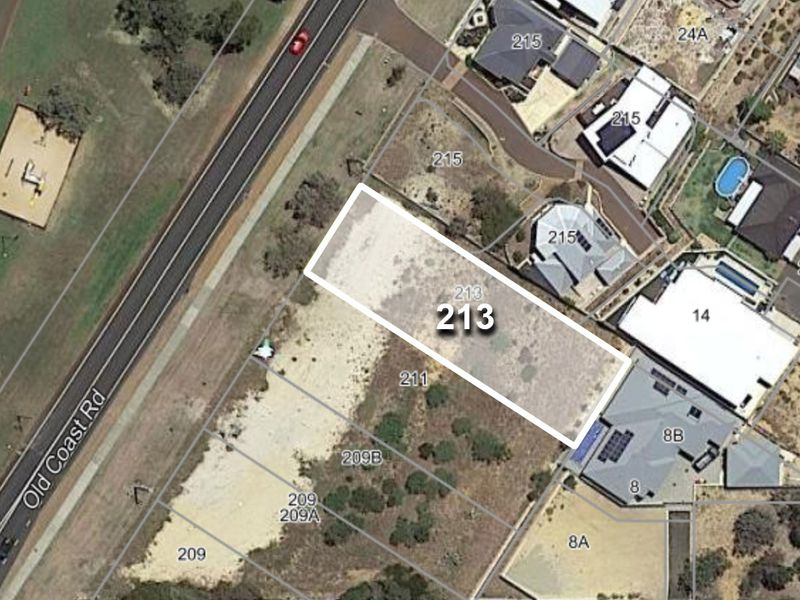 213 Old Coast Road, Australind