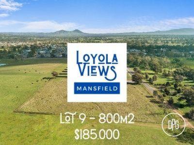 Lot 9, Loyola Views, Mansfield