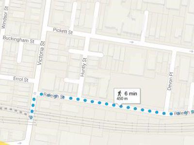 6 / 2 Raleigh Street, Footscray