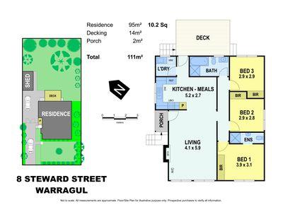 8 Steward Street, Warragul