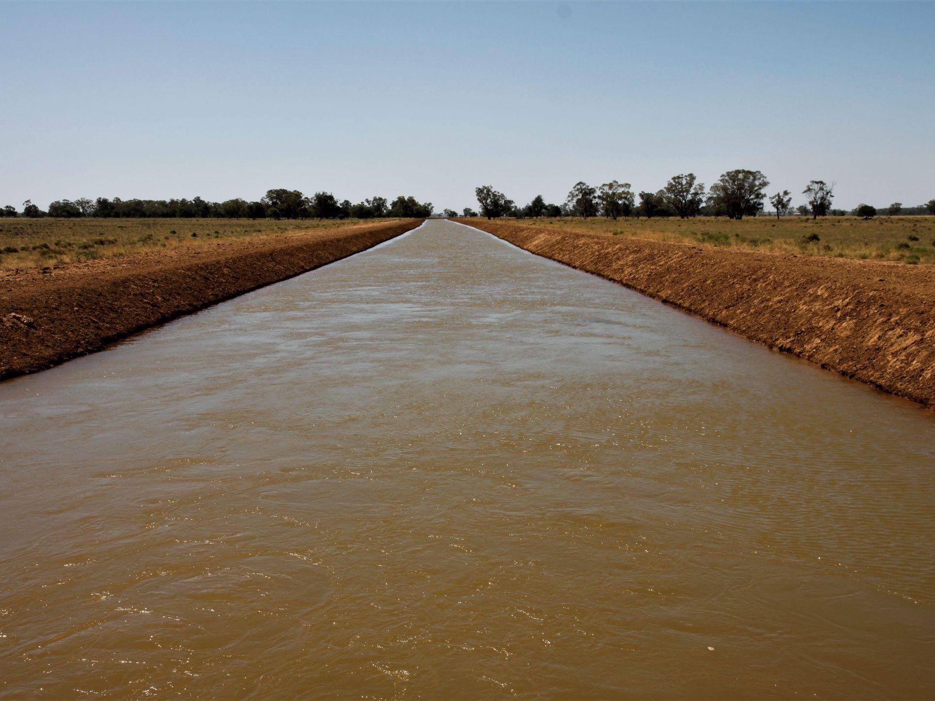 Greenhide Scheme Water, Trangie