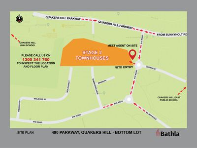 5  Daly Glade (Proposed Address) , Quakers Hill