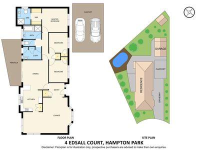 4 Edsall Close, Hampton Park