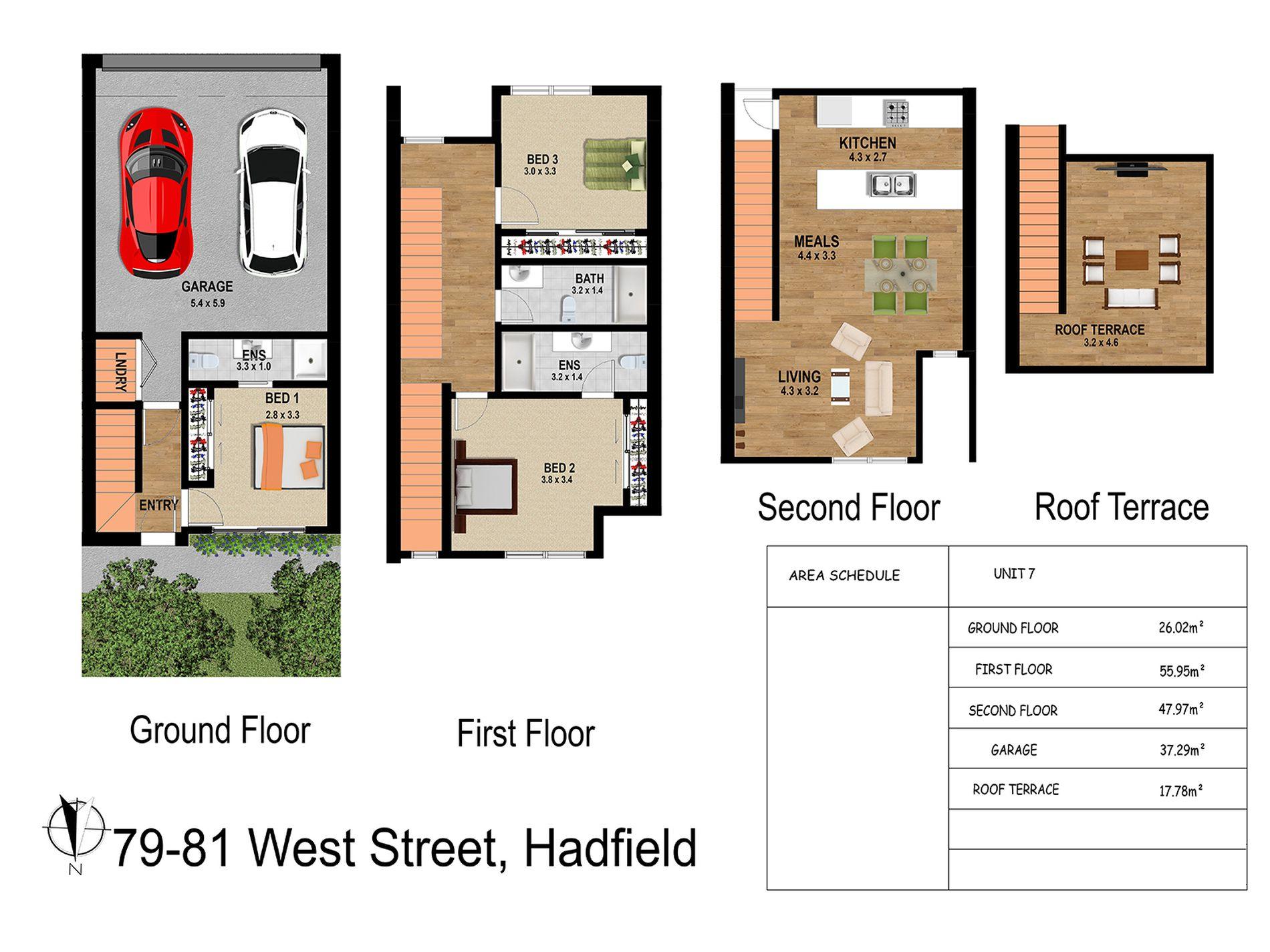 79-81 West Street, Hadfield