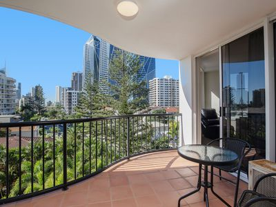 504 / 9-21 Beach Parade , Surfers Paradise