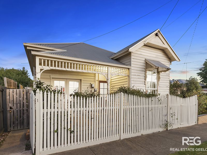 1 TULLY STREET, East Geelong