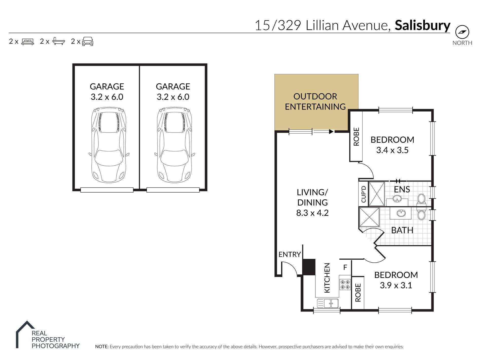 15 / 329 Lillian Avenue, Salisbury