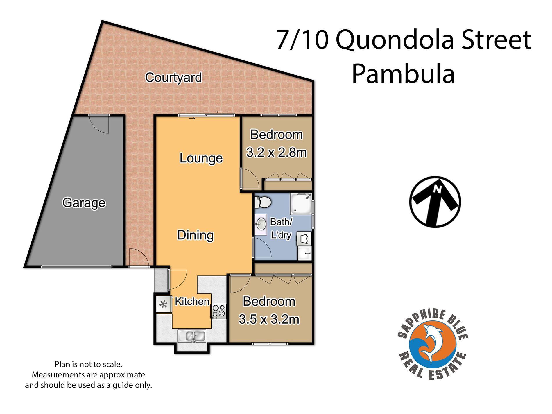 7 / 10 Quondola St, Pambula