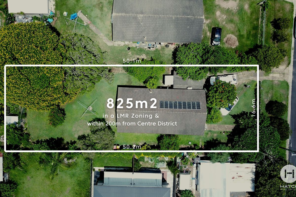 Development Opportunity with 825m2 block in the best location!