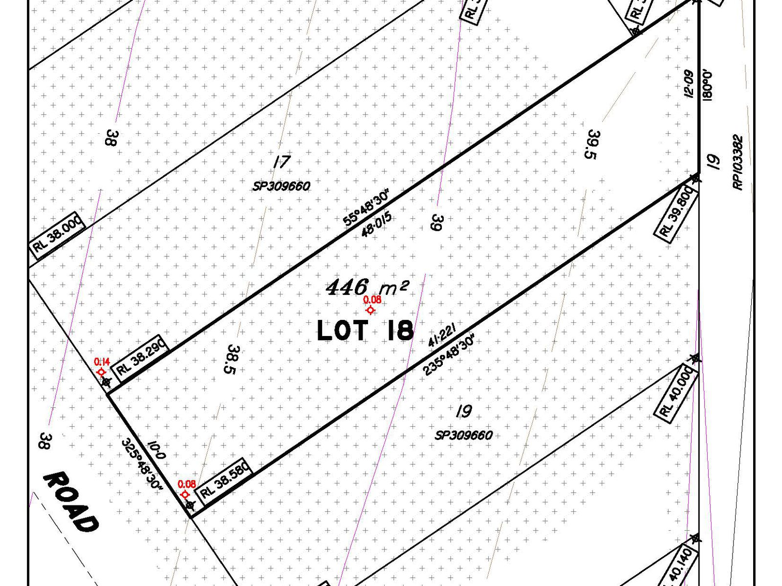 Lot 18 , Greenridge Road , Park Ridge