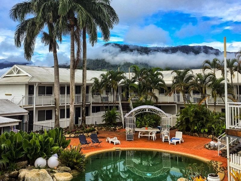Cairns Motel+Restaurant land, property and business