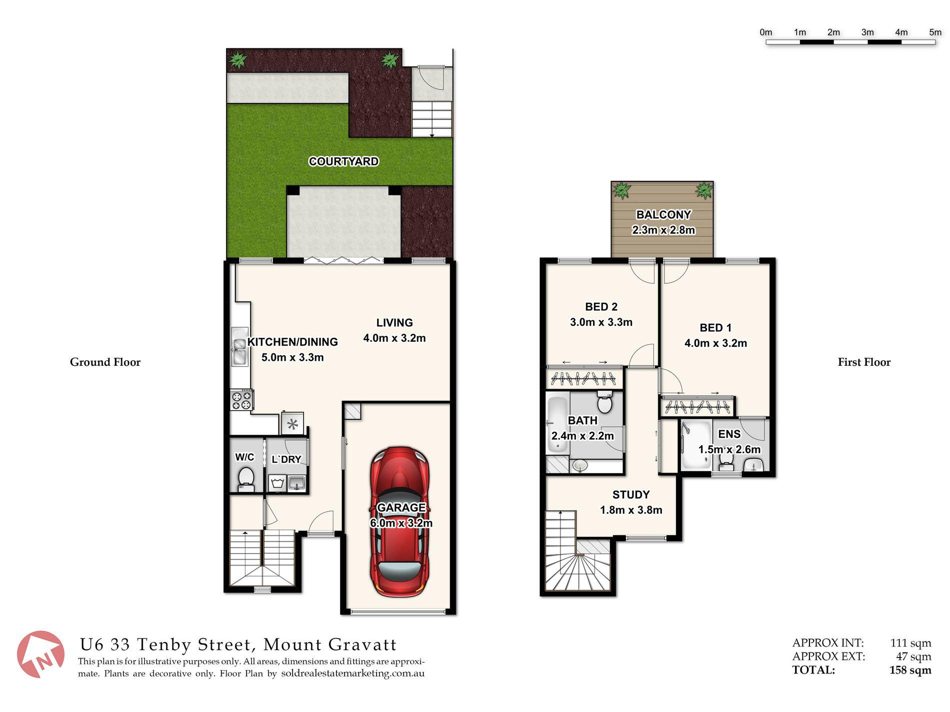 6 / 33 Tenby Street, Mount Gravatt