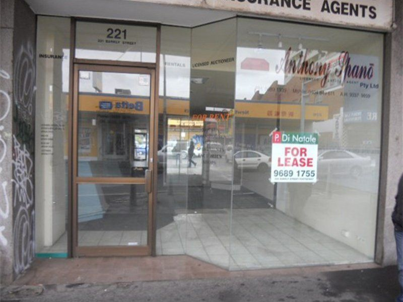 221 Barkly Street, Footscray