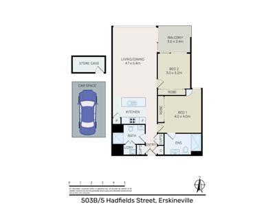 503B / 5 Hadfield Street, Erskineville