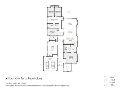 4 Foundry Turn, Harrisdale