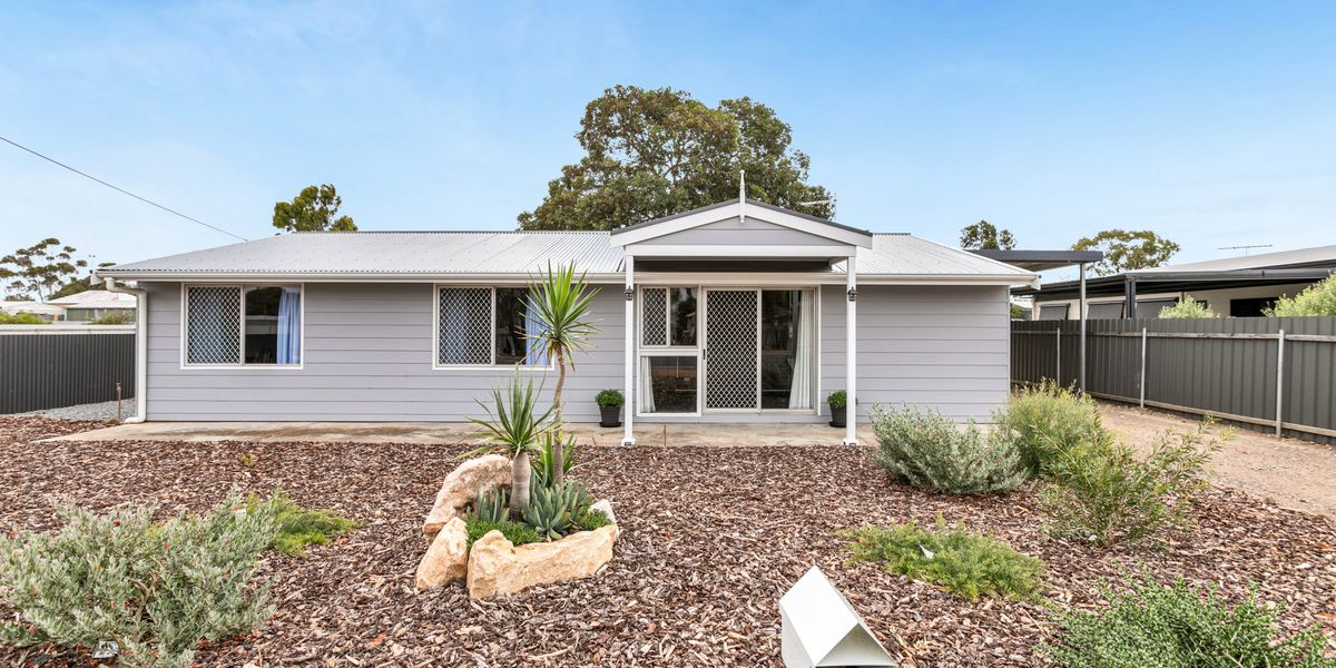 Fantastic first home or simple retirement